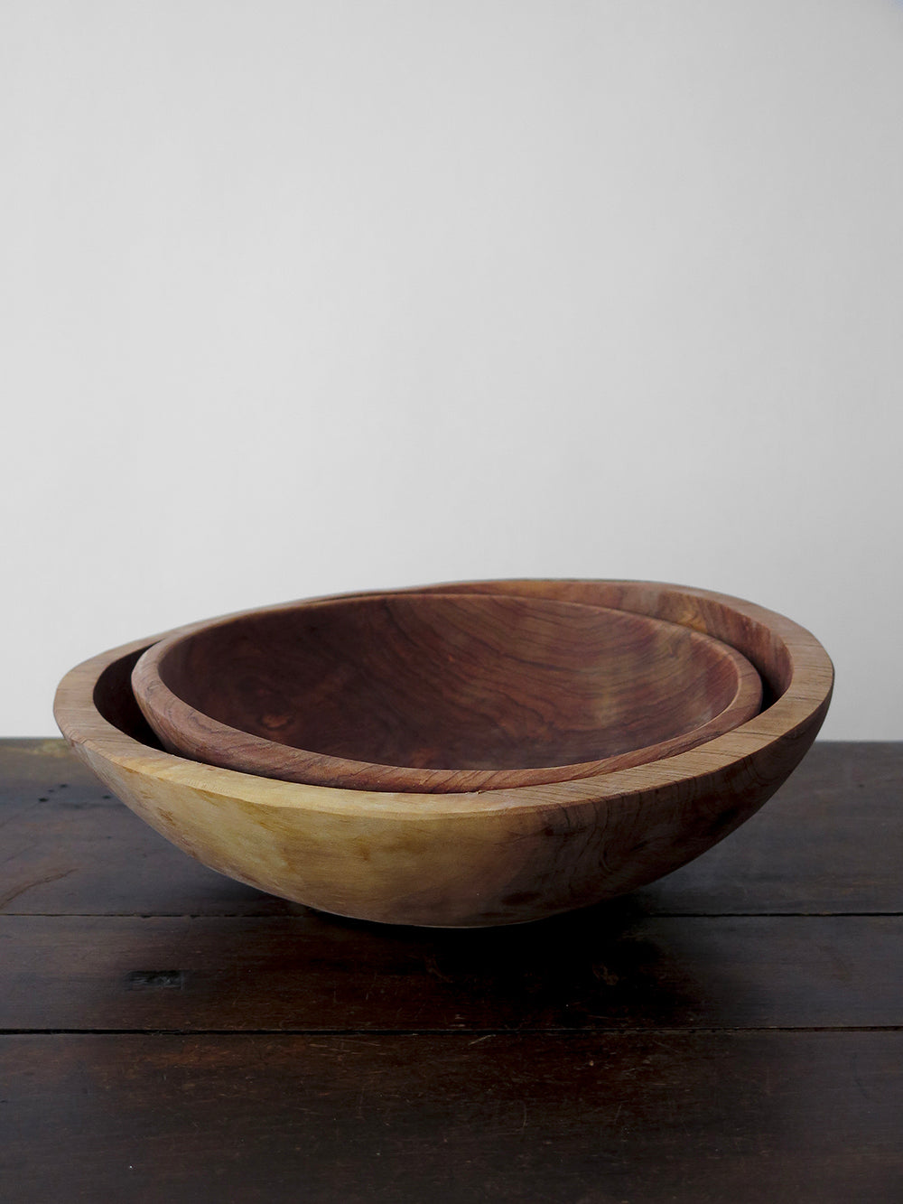 swahili imports medium olivewood bowl