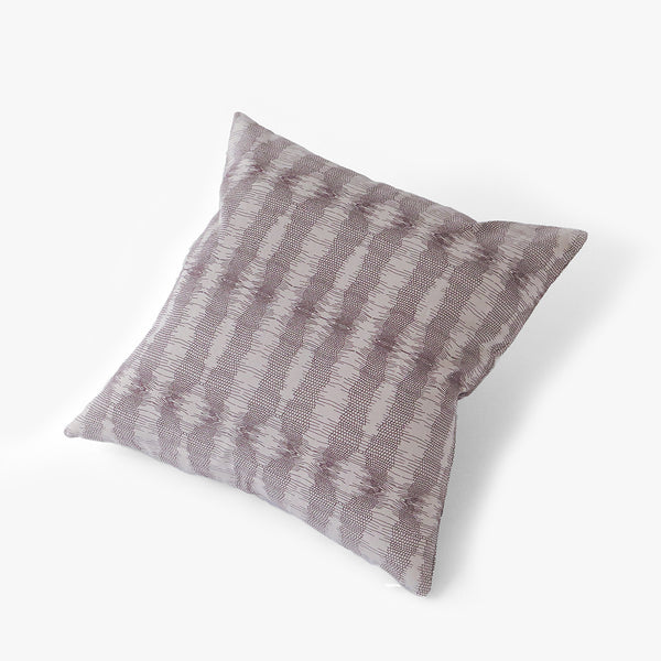 fray throw pillow