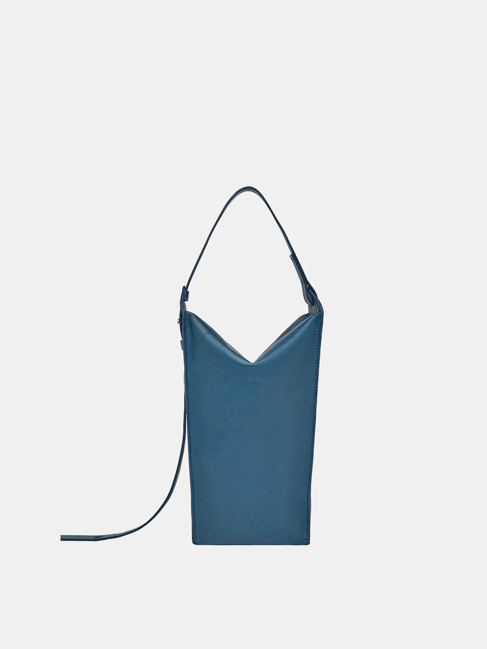 aesther ekme vanity bag in cobalt