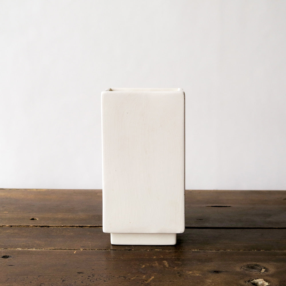 ceramic box vases