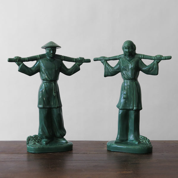 gonder ceramic figurines