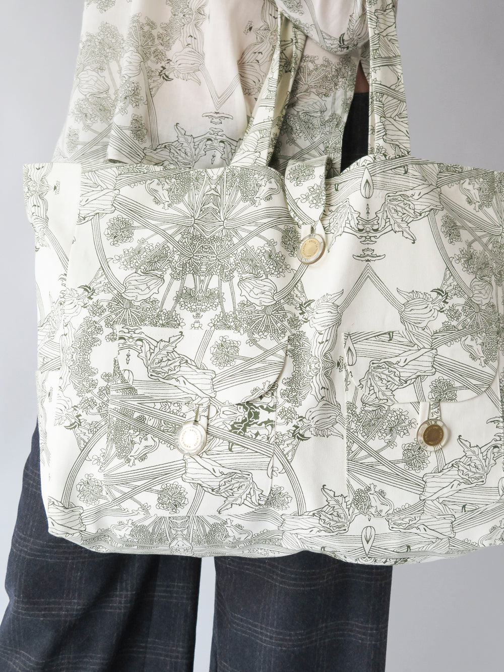 botanicus weekend tote