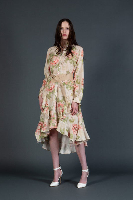 High-Low Garden Dress