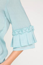 Origami Sleeve Top