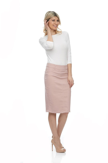 Brooklyn Skirt, Pink