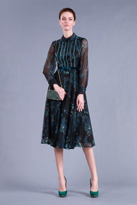 Enchanting Midi Dress