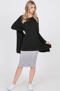 Ellie Top, Black