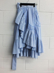 Micro Pleated Skirt