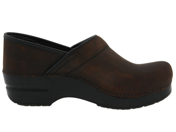 Dansko Professional Oiled Leather (Antique Brown)