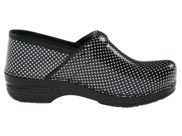 Dansko Pro XP (Black/White Check Patent)