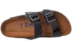 Birkenstock Arizona Black Patent Leather