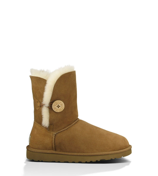 UGG Bailey Button (Chestnut)
