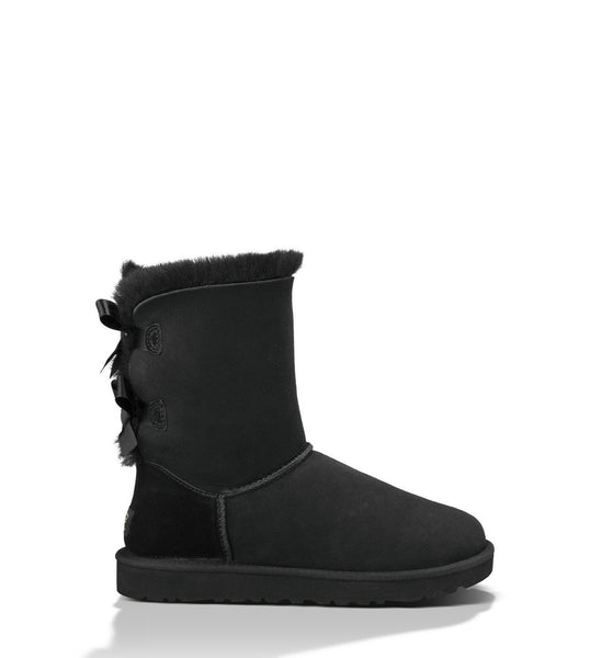 UGG Bailey Bow (Black)