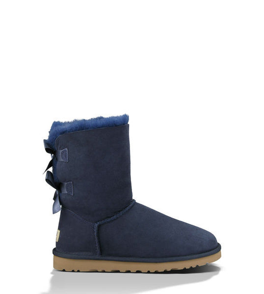 UGG Bailey Bow (Navy)