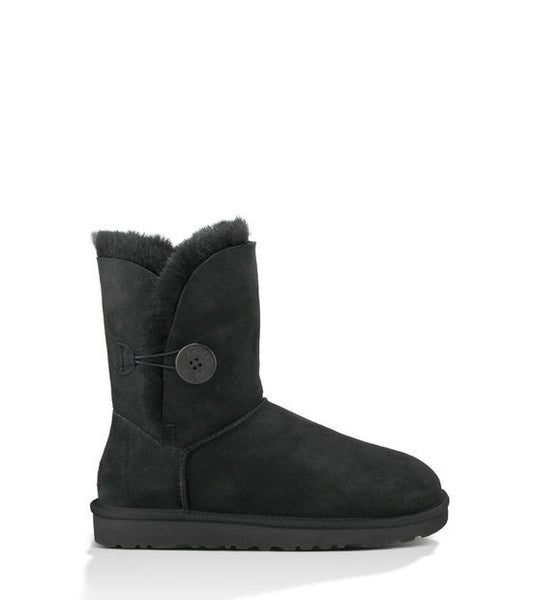 UGG Bailey Button (Black)