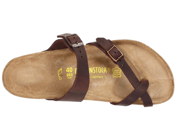 Birkenstock Mayari (Habana Oiled Leather)