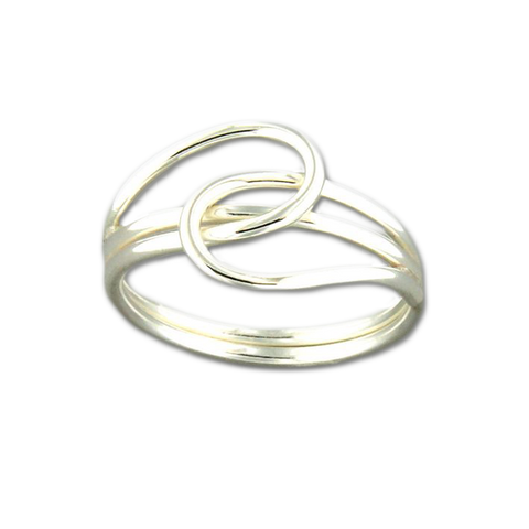 Passing Tier Ring - Sterling Silver