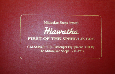 Hiawatha - First Of The Speedliners