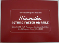 Hiawatha - Nothing Faster On Rails