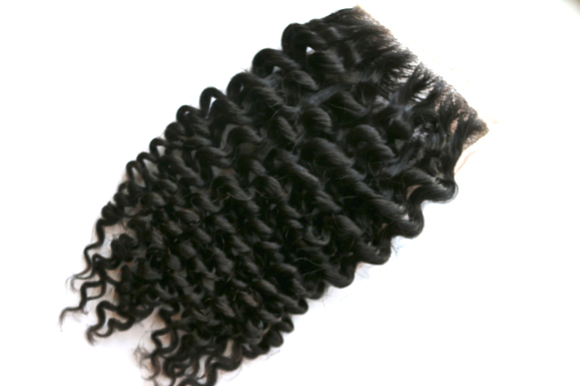 "RADIANCE AFRO KINKY CURLY CLOSURE 14"" CHRISTMAS SALE!"