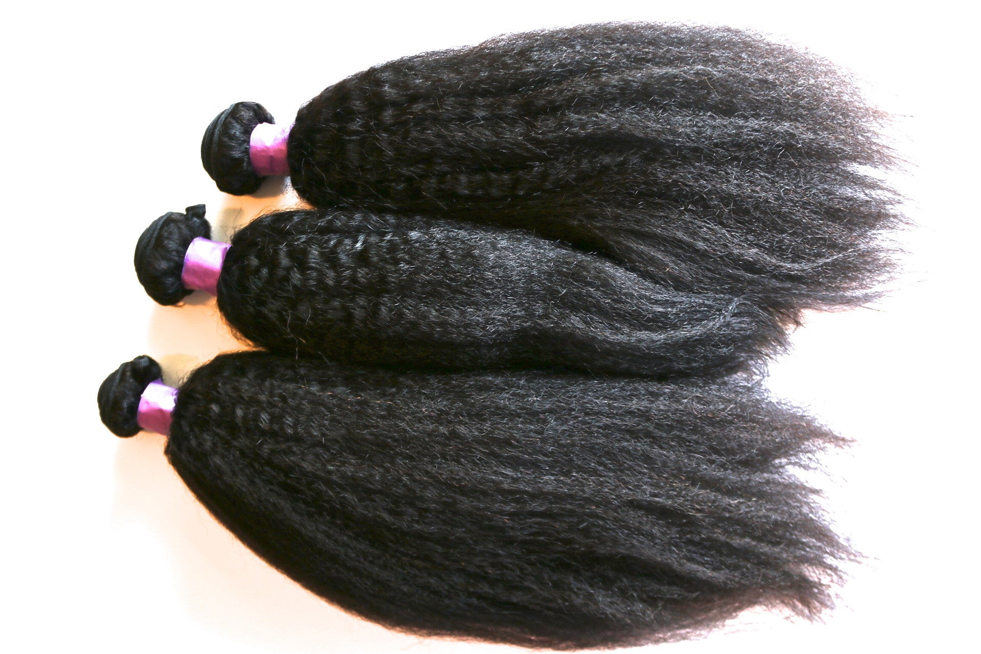 RADIANCE KINKY MONGOLIAN STRAIGHT BUNDLE DEAL! CHRISTMAS SALE!