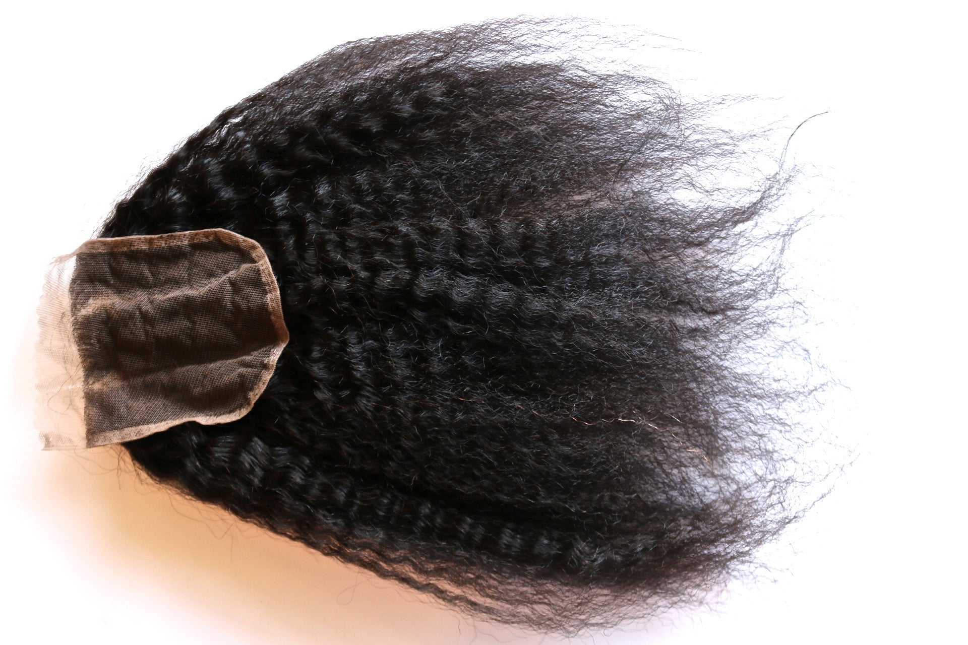 "RADIANCE KINKY MONGOLIAN CLOSURE 14"" CHRISTMAS SALE!"