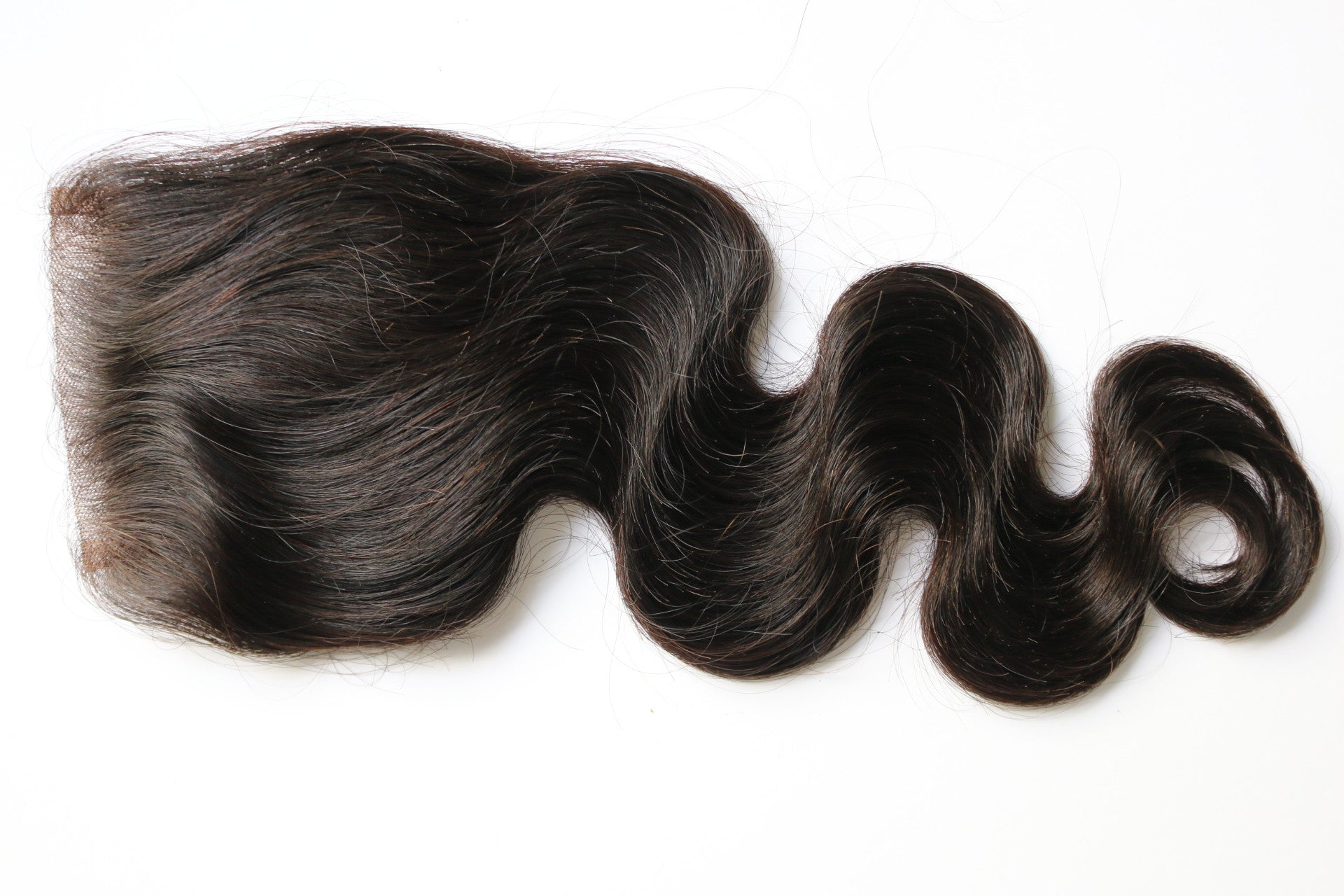 "THE RADIANCE BURMESE ""OCEAN"" WAVE CLOSURE 14"" CHRISTMAS SALE!"