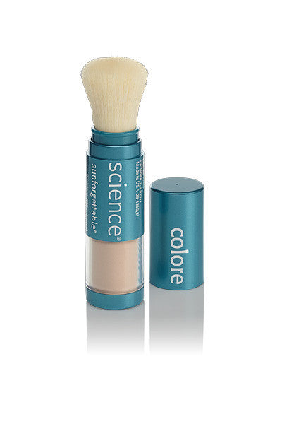 Colorescience SPF 30 Sunforgettable Loose Mineral Sunscreen Brush