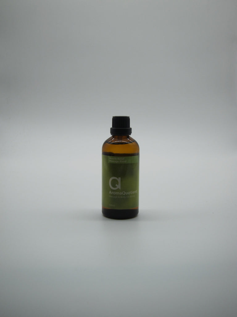 Body & Massage Oil - Muscle Relief Blend - 100ml