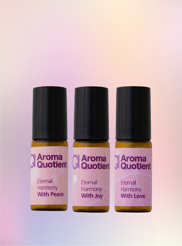 Exotic Attar Perfume Roll-on Set