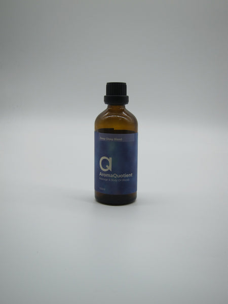 Body & Massage Oil - Deep Sleep Blend - 100ml