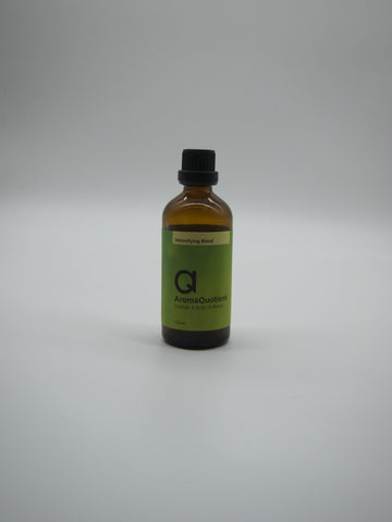 Body & Massage Oil - Detoxifying Blend - 100ml
