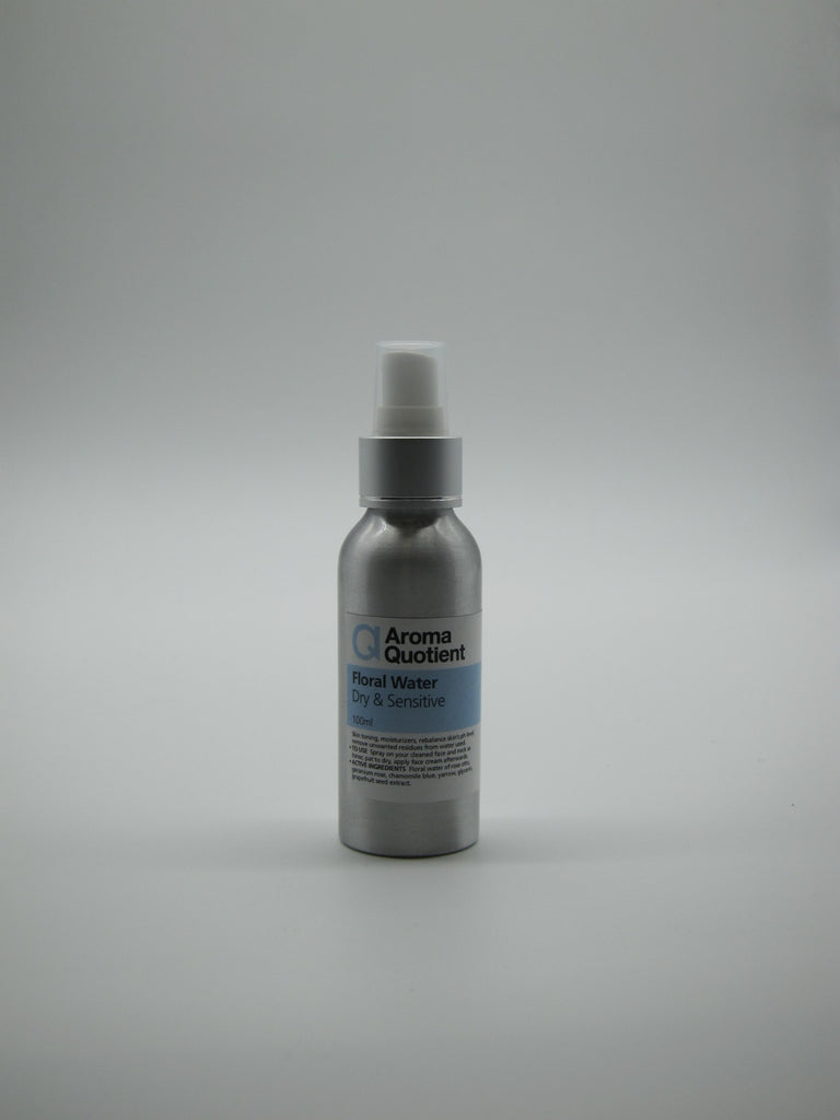 Floral Water - Dry & Sensitive - 100ml