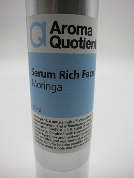 Serum Rich Face Cream - Moringa - 50ml