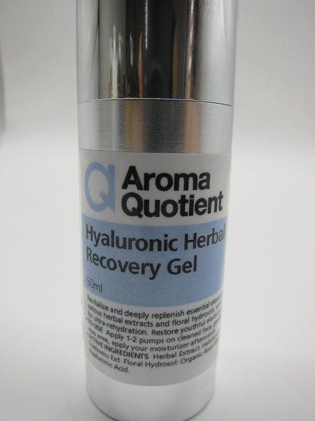 Hyaluronic Herbal Recovery Gel - 30ml