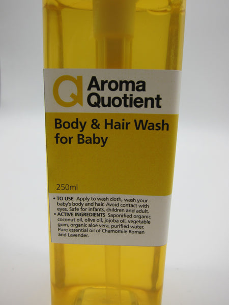 Body & Hair Wash for Baby - 250ml