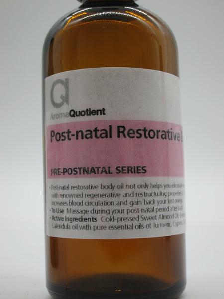 Post-natal Restorative Body Oil - 100ml