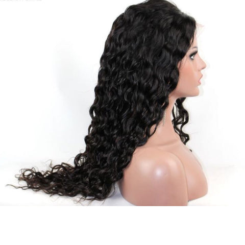 Ocean wave FULL LACE wig