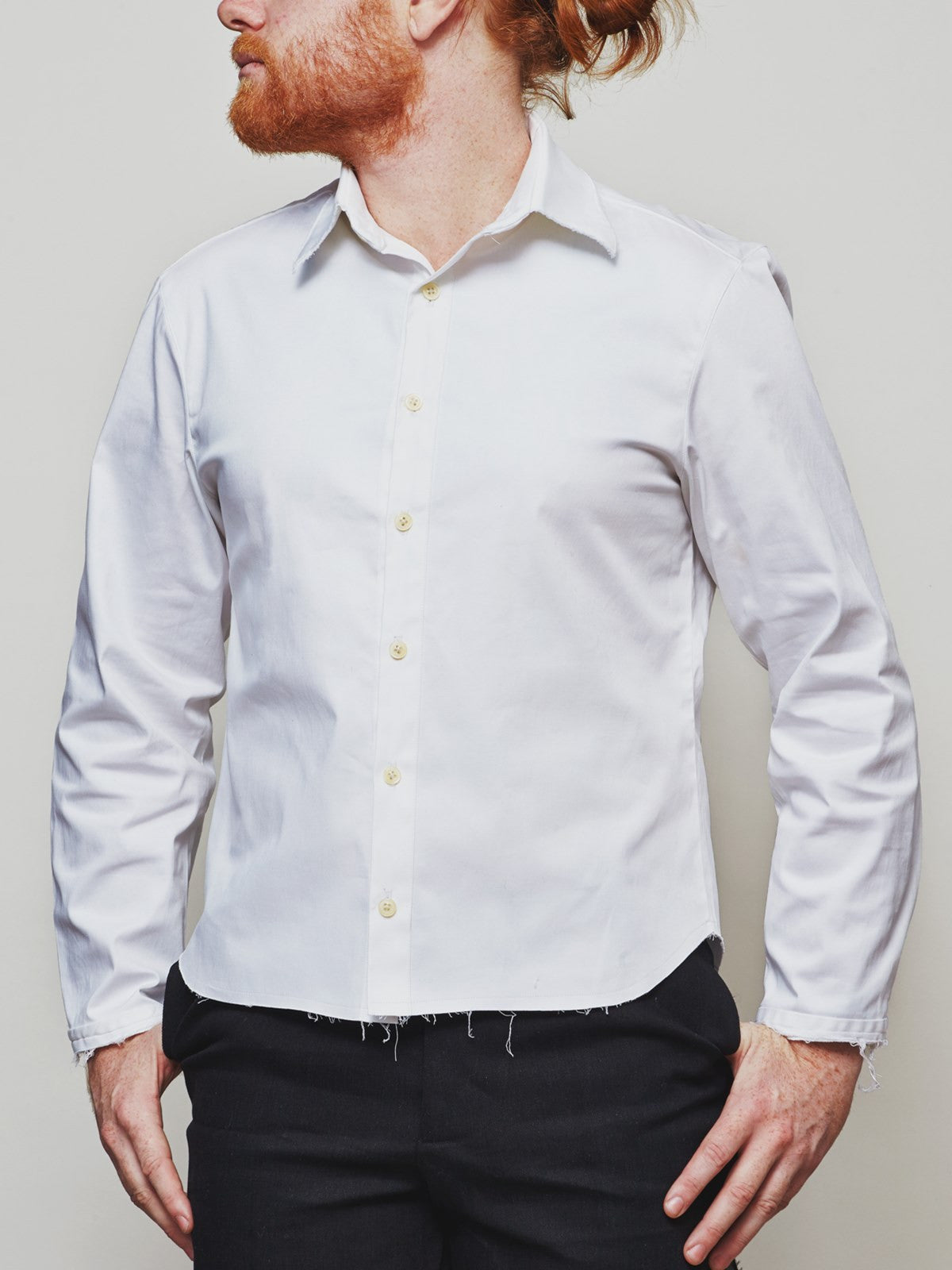 The Tailored Shirt
