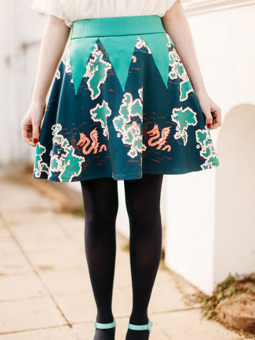 Dragons Skirt