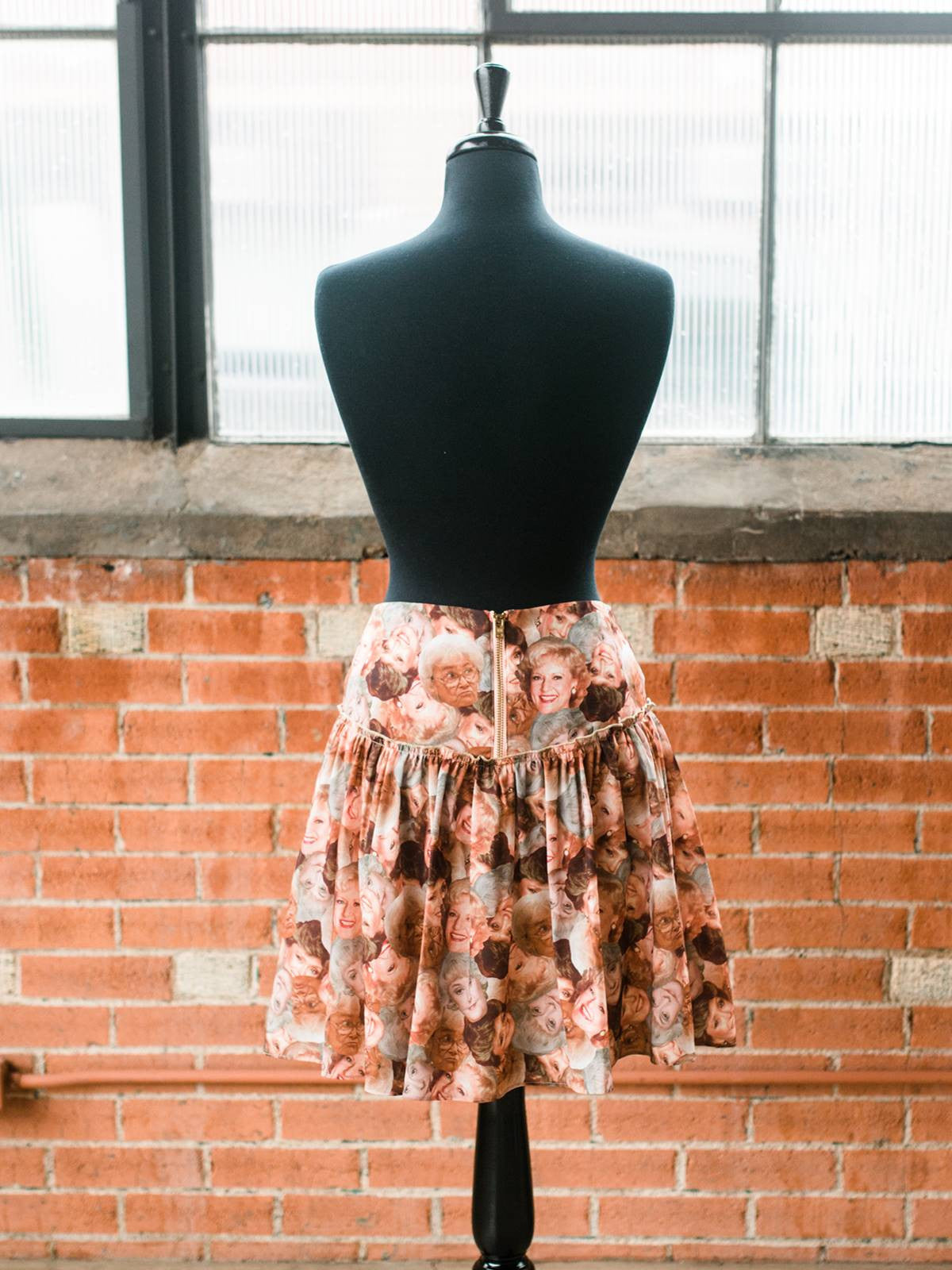 Golden Girls Skirt