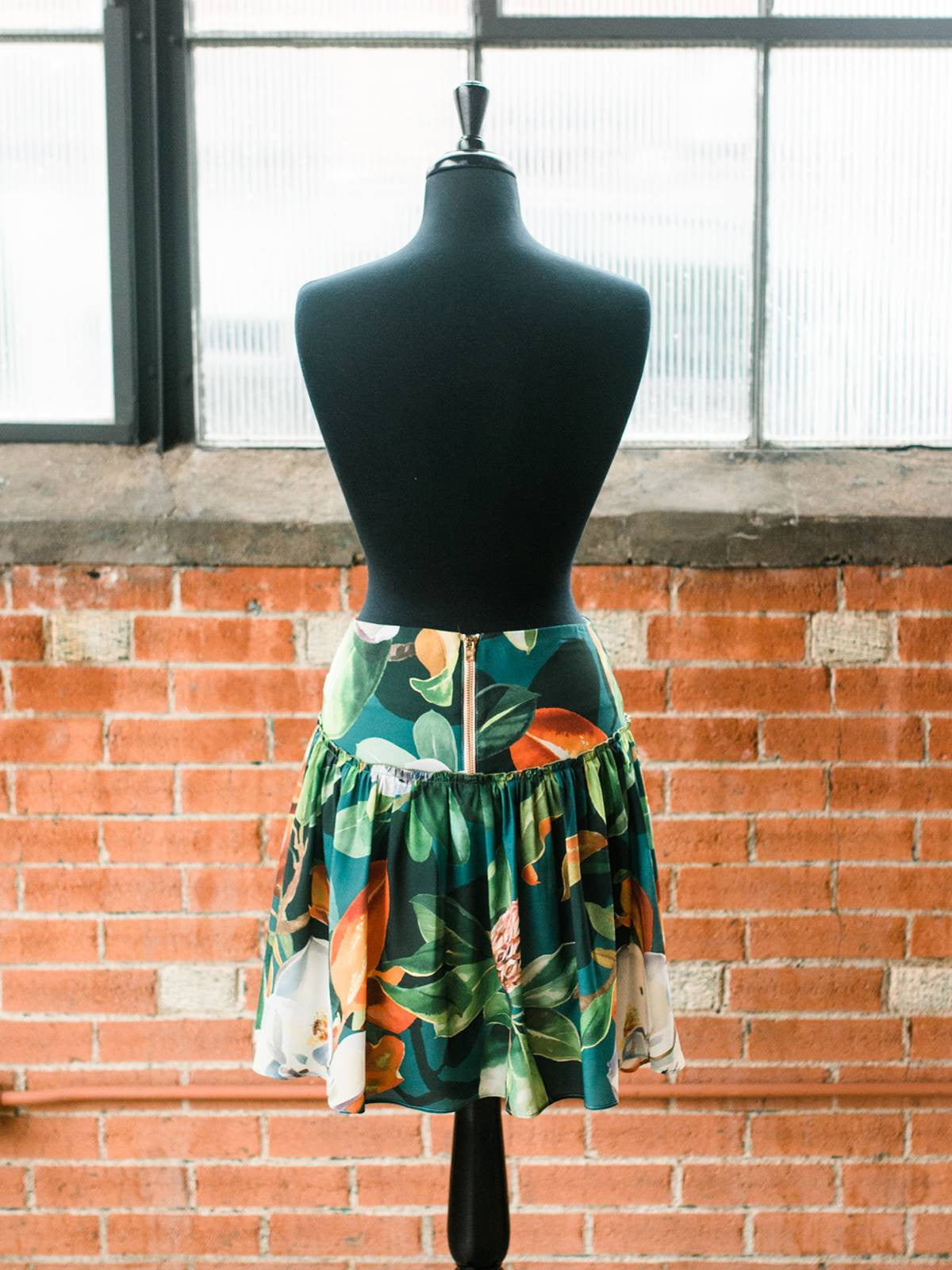 Magnolia Burst Skirt