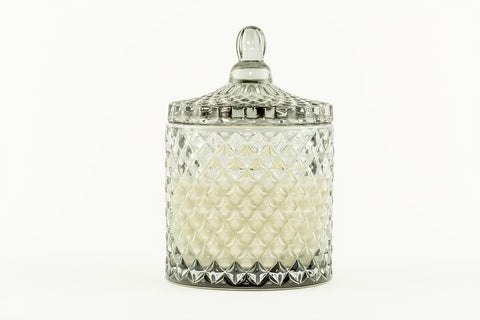 Soy Vella Candle - Diamond cut Chanel No 5