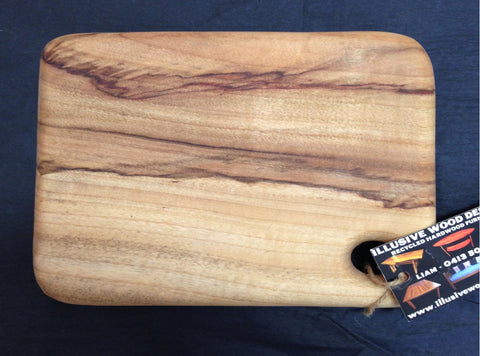 Chopping/Cheese board - camphor laurel - extra small