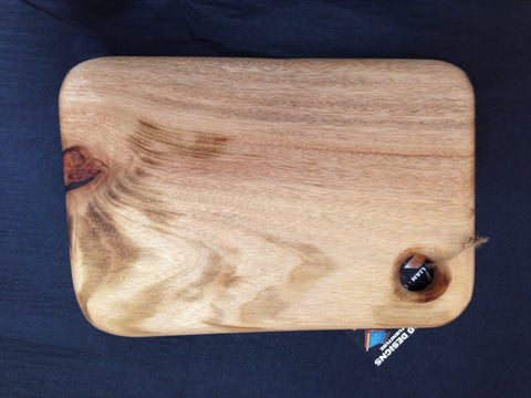 Chopping/Cheese board - camphor laurel - medium