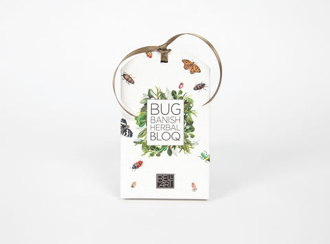 Scented Herbal Bloq - Bug Repellent