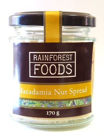 Macadamia Spread -Natural