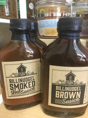 Sauce - Billinudgel Hot Smoked