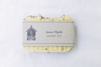Soap Lemon Myrtle