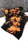 Bohemian Aerial Tie Dye Pillowcase Set